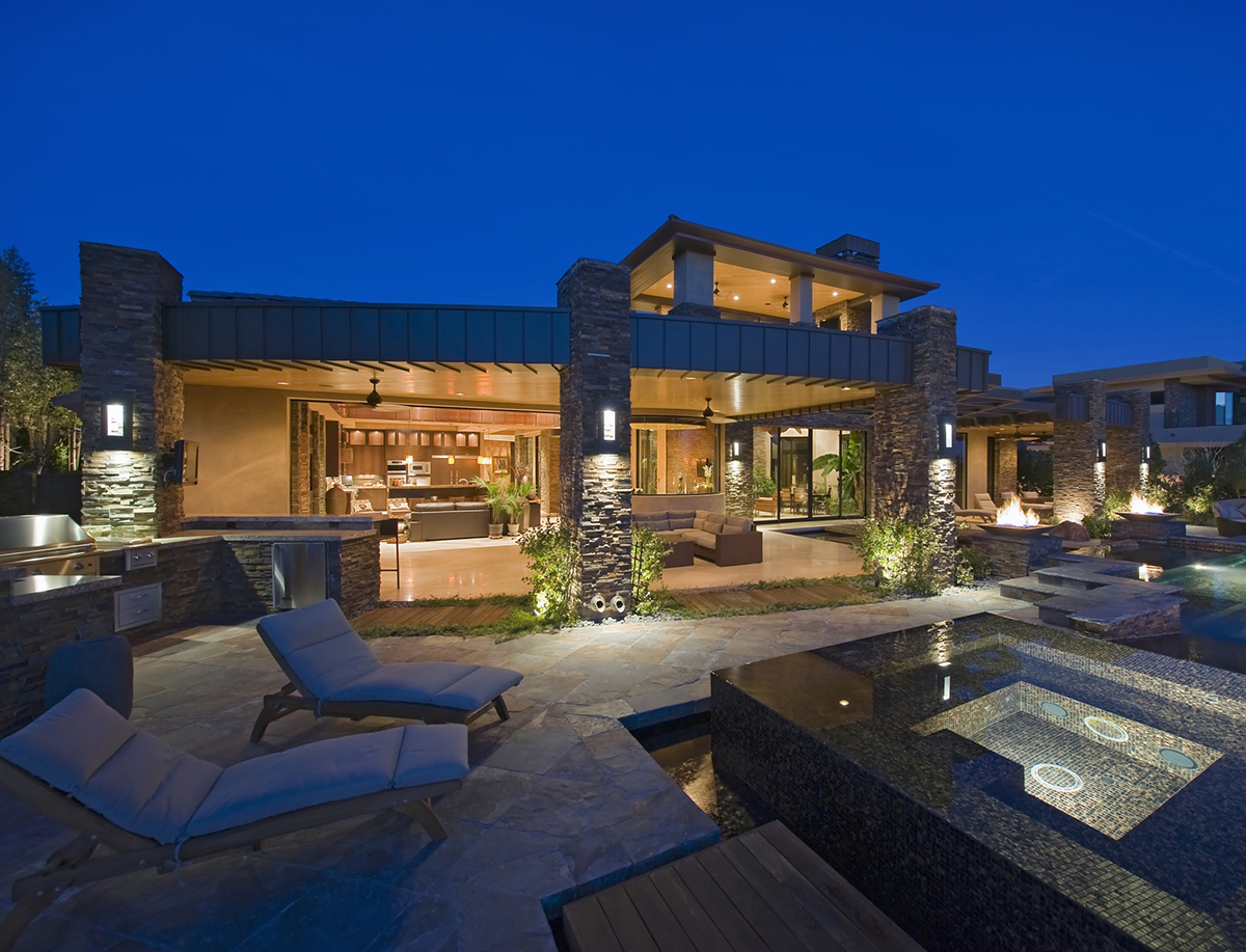 Landscape Lighting Services - Landscaping, Irrigation systems and ...