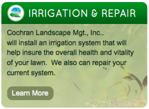 Seneca Cochran Landscaping Irrigation & Repair