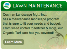 Seneca Cochran Landscaping lawn Maintenance