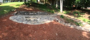 seneca stone patio