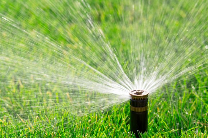 Irrigation systems, Sprinkler Systems   Cochran SC