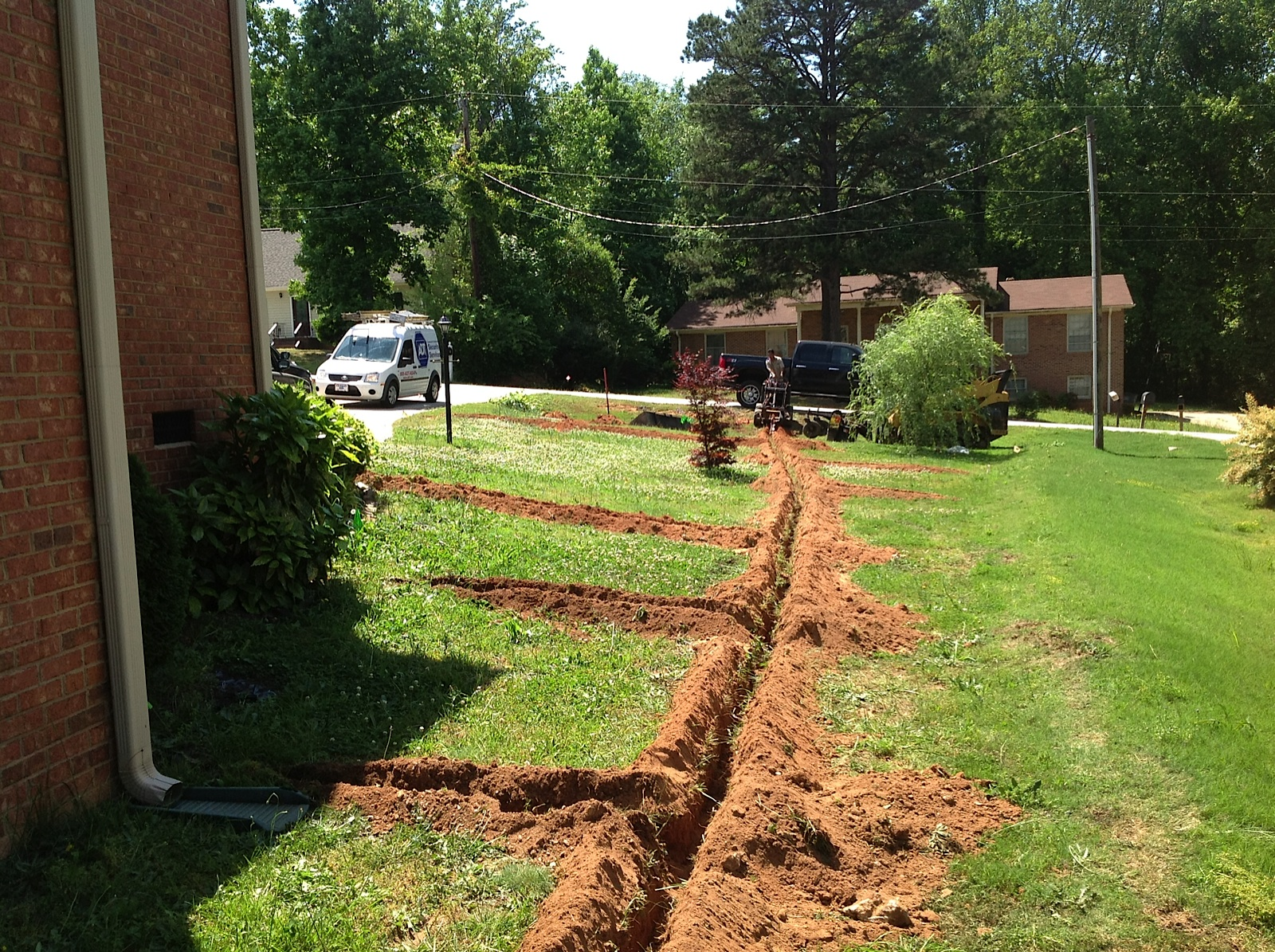 Irrigation systems, Sprinkler Systems | Cochran SC