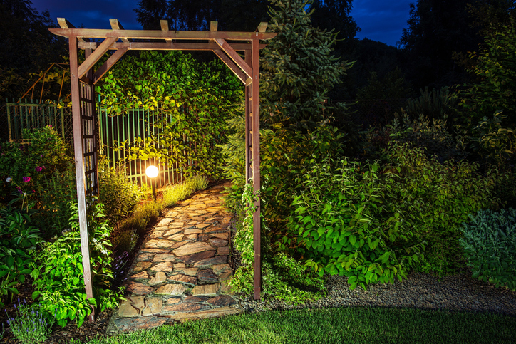 Landscape Lighting Services Landscaping Irrigation