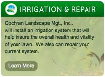 Seneca Cochran Landscaping Irrigation & Repair