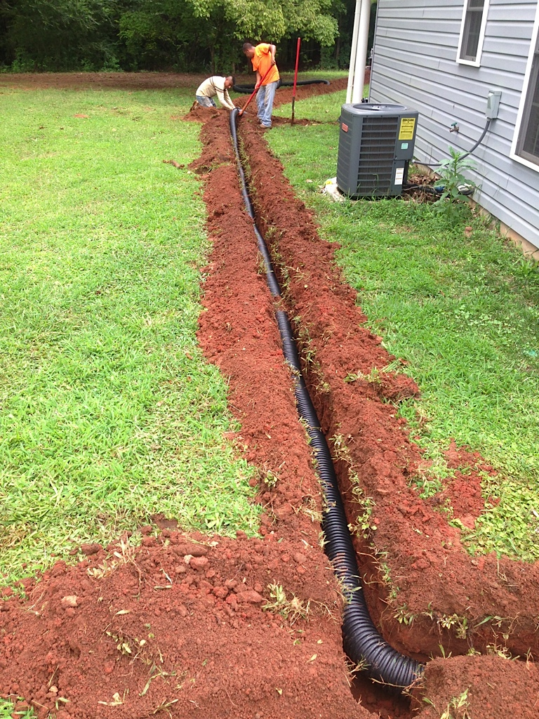Irrigation System Clemson